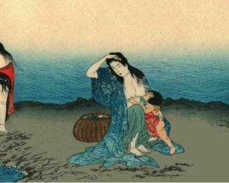 Tanka di Massimo Baldi (dedicato alle pescatrici di perle giapponesi)