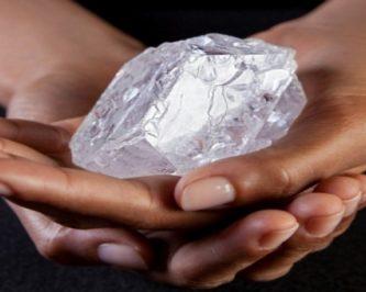 Diamante lesotho