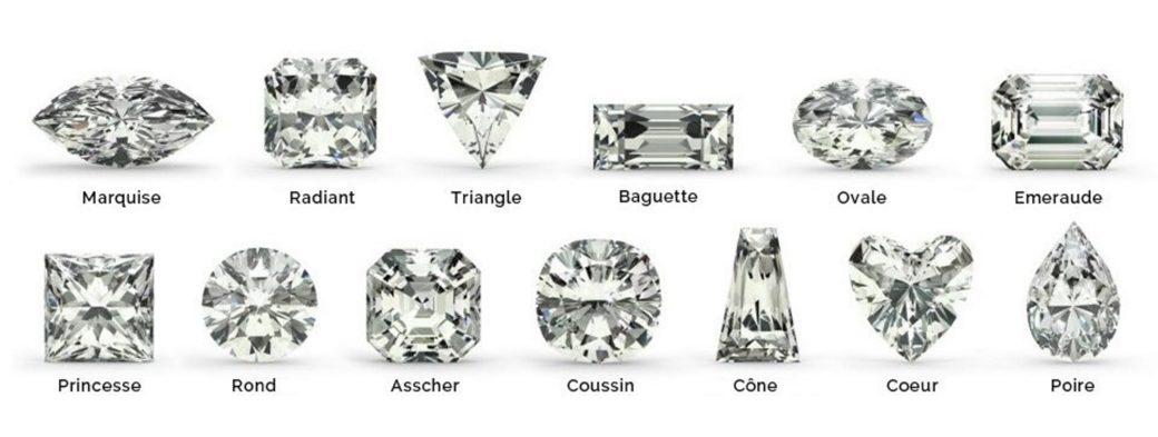 Taglio di un diamante